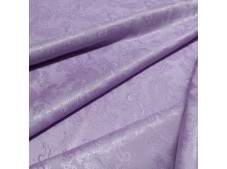 Paisley Jacquard Lining Ancestry Violet